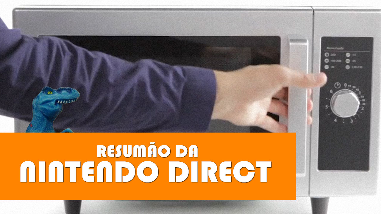 Nintendo Direct, Resumão